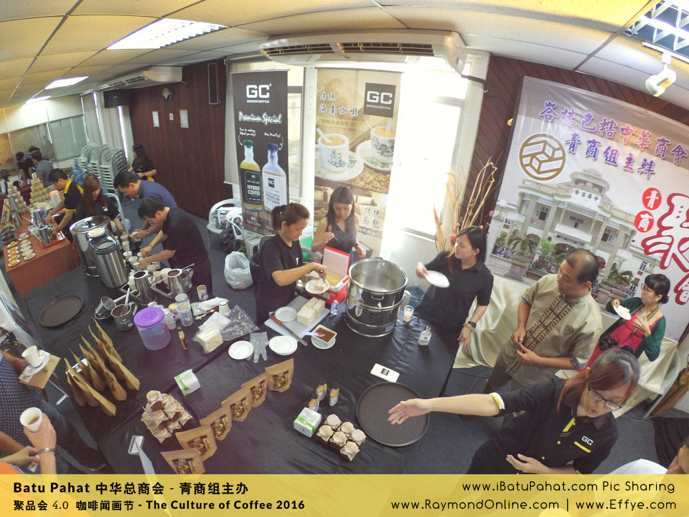 Raymond Ong Effye Ang RaymondOnline Raymond Online EffyeAng Effye Ang 王家豪 洪思莹 中华总商会 青商组 咖啡文化节 culture of coffee at Malaysia - Effye Media Online Advertising Web Dev C09