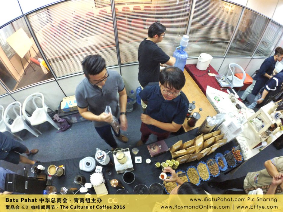 Raymond Ong Effye Ang RaymondOnline Raymond Online EffyeAng Effye Ang 王家豪 洪思莹 中华总商会 青商组 咖啡文化节 culture of coffee at Malaysia - Effye Media Online Advertising Web Dev C15