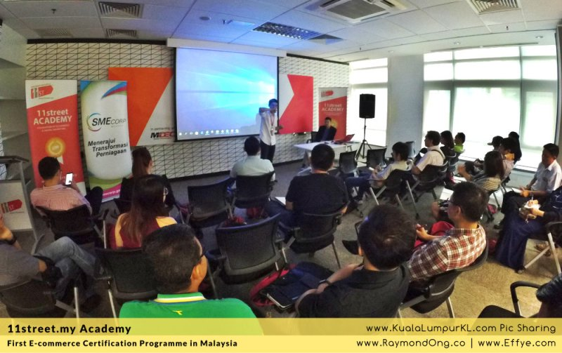 first-e-commerce-certification-programme-11street-academy-endorsed-by-malaysia-digital-economy-corporation-mdec-and-google-adwords-and-facebook-raymond-ong-effye-media-ainnur-assyeilla-a11