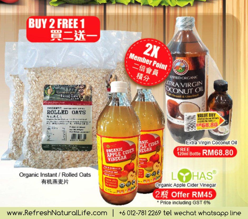 batu-pahat-organic-products-members-day-big-sales-buy-ong-free-one-refresh-natural-%e5%b3%87%e6%a0%aa%e5%b7%b4%e8%be%96%e6%9c%89%e6%9c%ba%e4%ba%a7%e5%93%81%e4%bc%9a%e5%91%98%e6%97%a5-%e9%ab%98