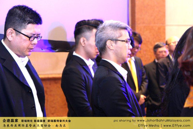企迹赢家 职场转化 彰显国度 职场服侍奋兴大会 CBMC Malaysia Christian Business and Marketplace Cennection 马来西亚国际基督徒工商协会 Preparation at Johor Bahru Malaysia A24