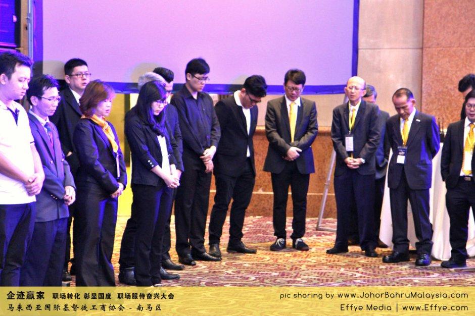 企迹赢家 职场转化 彰显国度 职场服侍奋兴大会 CBMC Malaysia Christian Business and Marketplace Cennection 马来西亚国际基督徒工商协会 Preparation at Johor Bahru Malaysia A28