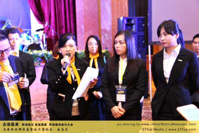 企迹赢家 职场转化 彰显国度 职场服侍奋兴大会 CBMC Malaysia Christian Business and Marketplace Cennection 马来西亚国际基督徒工商协会 Preparation at Johor Bahru Malaysia A36