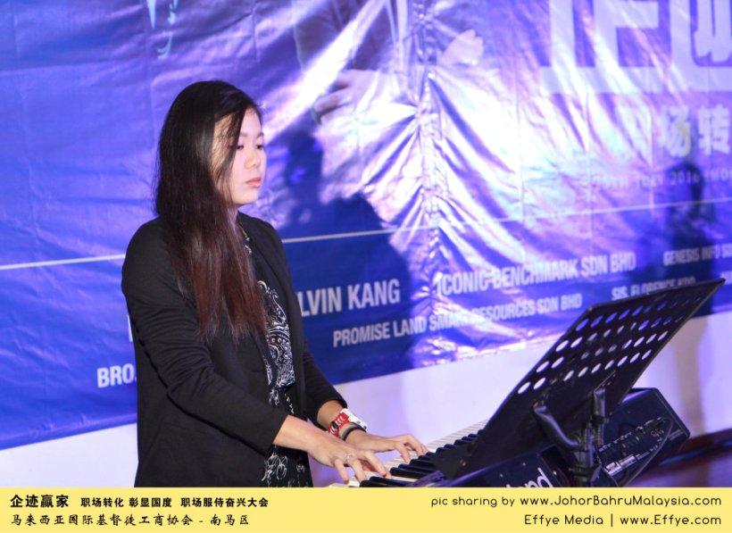企迹赢家 职场转化 彰显国度 职场服侍奋兴大会 CBMC Malaysia Christian Business and Marketplace Cennection 马来西亚国际基督徒工商协会 唱诗歌 Group Photo at Johor Bahru Malaysia A28