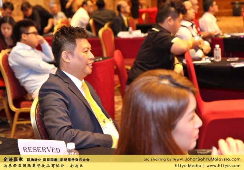 企迹赢家 职场转化 彰显国度 职场服侍奋兴大会 CBMC Malaysia Christian Business and Marketplace Cennection 马来西亚国际基督徒工商协会 Speaker at Johor Bahru Malaysia B19