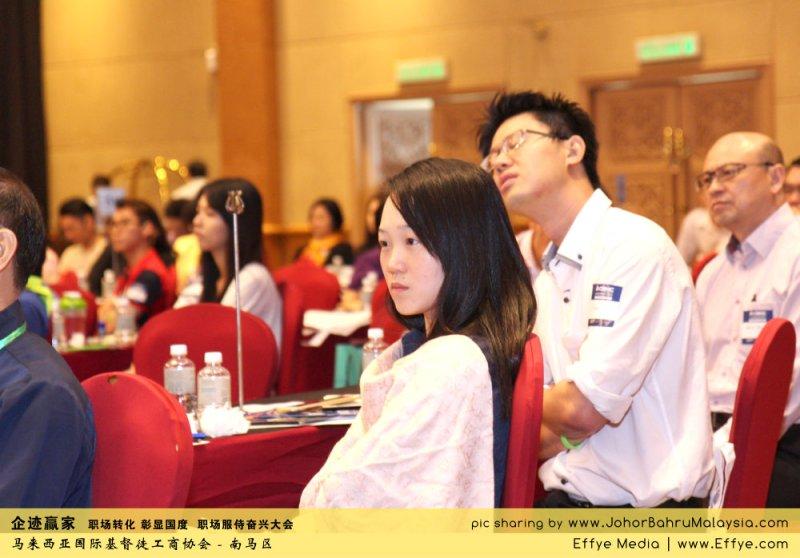 企迹赢家 职场转化 彰显国度 职场服侍奋兴大会 CBMC Malaysia Christian Business and Marketplace Cennection 马来西亚国际基督徒工商协会 Speaker at Johor Bahru Malaysia B29