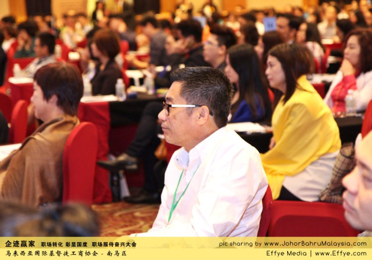 企迹赢家 职场转化 彰显国度 职场服侍奋兴大会 CBMC Malaysia Christian Business and Marketplace Cennection 马来西亚国际基督徒工商协会 Speaker at Johor Bahru Malaysia B37
