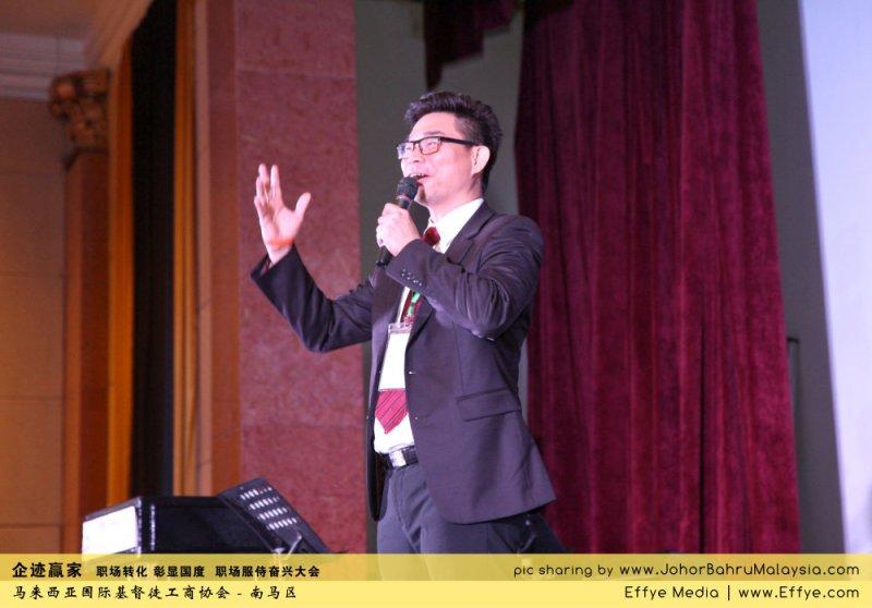 企迹赢家 职场转化 彰显国度 职场服侍奋兴大会 CBMC Malaysia Christian Business and Marketplace Cennection 马来西亚国际基督徒工商协会 Speaker at Johor Bahru Malaysia B41