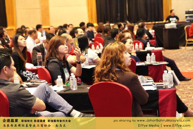 企迹赢家 职场转化 彰显国度 职场服侍奋兴大会 CBMC Malaysia Christian Business and Marketplace Cennection 马来西亚国际基督徒工商协会 Speaker at Johor Bahru Malaysia C16