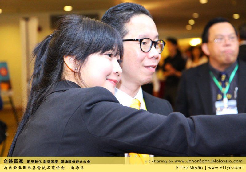 企迹赢家 职场转化 彰显国度 职场服侍奋兴大会 CBMC Malaysia Christian Business and Marketplace Cennection 马来西亚国际基督徒工商协会 Speaker at Johor Bahru Malaysia C30