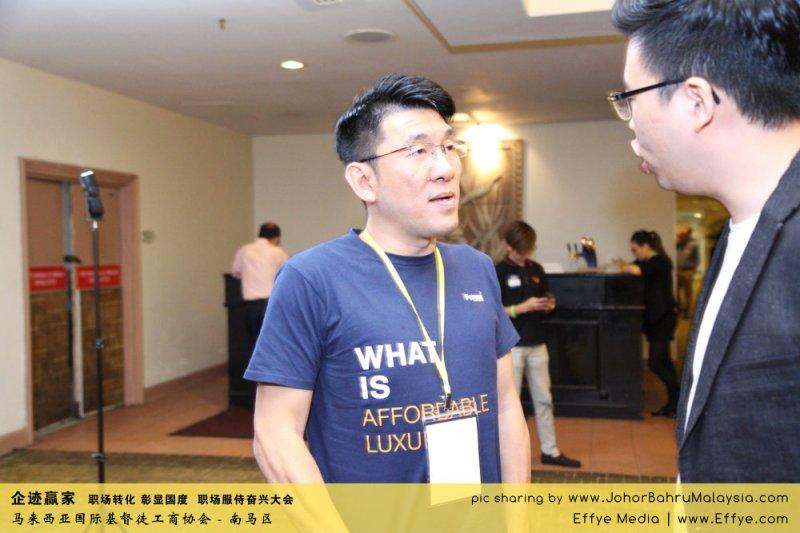 企迹赢家 职场转化 彰显国度 职场服侍奋兴大会 CBMC Malaysia Christian Business and Marketplace Cennection 马来西亚国际基督徒工商协会 Speaker at Johor Bahru Malaysia C34