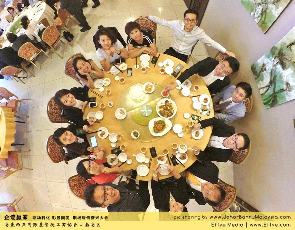 企迹赢家 职场转化 彰显国度 职场服侍奋兴大会 CBMC Malaysia Christian Business and Marketplace Cennection 马来西亚国际基督徒工商协会 大合照 Raymond Ong at Johor Bahru Malaysia A01