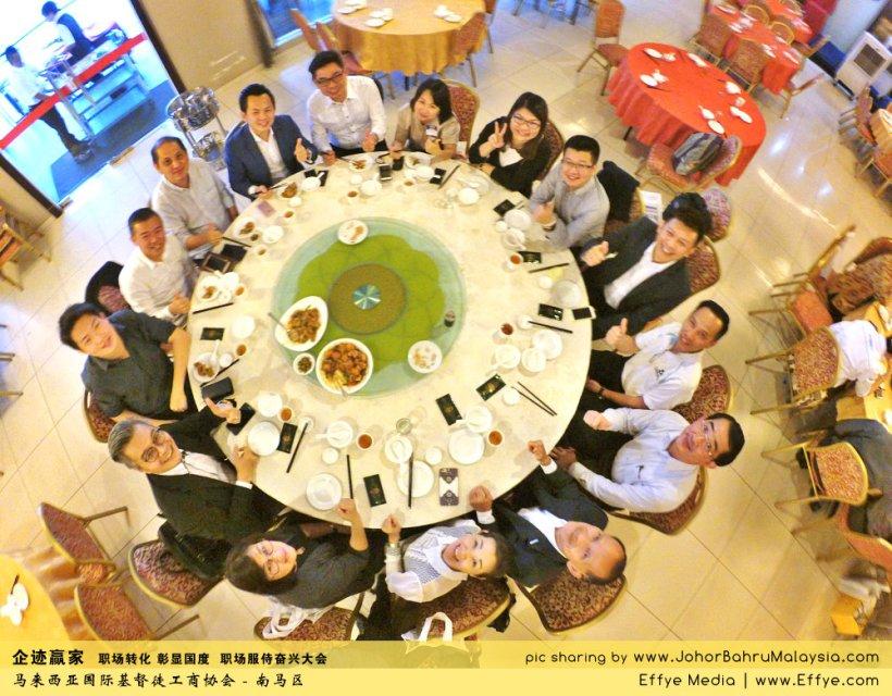 企迹赢家 职场转化 彰显国度 职场服侍奋兴大会 CBMC Malaysia Christian Business and Marketplace Cennection 马来西亚国际基督徒工商协会 大合照 Raymond Ong at Johor Bahru Malaysia A02