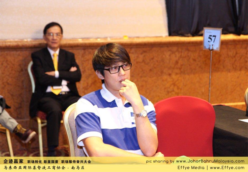 企迹赢家 职场转化 彰显国度 职场服侍奋兴大会 CBMC Malaysia Christian Business and Marketplace Cennection 马来西亚国际基督徒工商协会 Speaker at Johor Bahru Malaysia E15