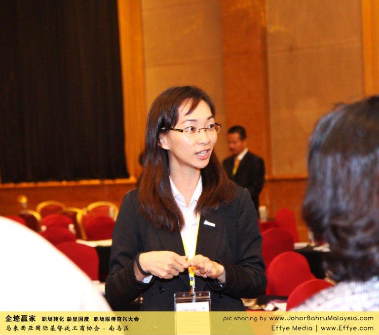 企迹赢家 职场转化 彰显国度 职场服侍奋兴大会 CBMC Malaysia Christian Business and Marketplace Cennection 马来西亚国际基督徒工商协会 Speaker at Johor Bahru Malaysia F06