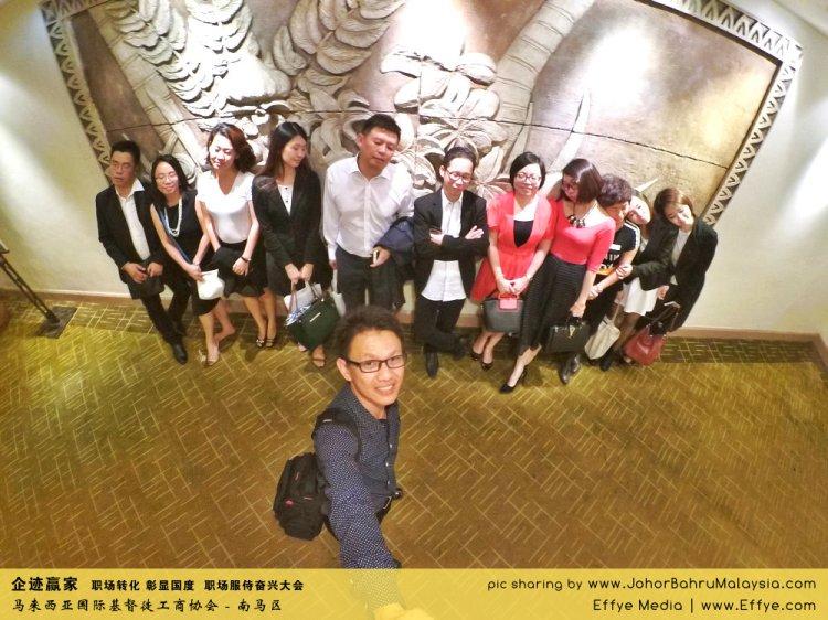 企迹赢家 职场转化 彰显国度 职场服侍奋兴大会 CBMC Malaysia Christian Business and Marketplace Cennection 马来西亚国际基督徒工商协会 大合照 Raymond Ong at Johor Bahru Malaysia A17