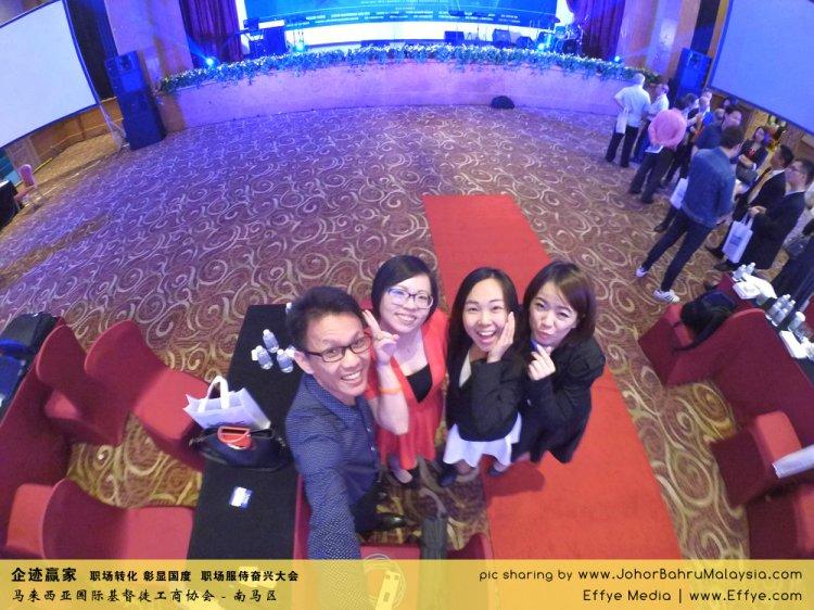 企迹赢家 职场转化 彰显国度 职场服侍奋兴大会 CBMC Malaysia Christian Business and Marketplace Cennection 马来西亚国际基督徒工商协会 大合照 Raymond Ong at Johor Bahru Malaysia A21