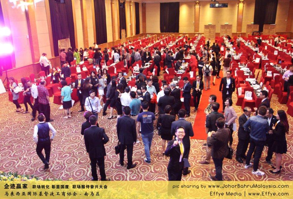企迹赢家 职场转化 彰显国度 职场服侍奋兴大会 CBMC Malaysia Christian Business and Marketplace Cennection 马来西亚国际基督徒工商协会 大合照 Group Photo at Johor Bahru Malaysia A08
