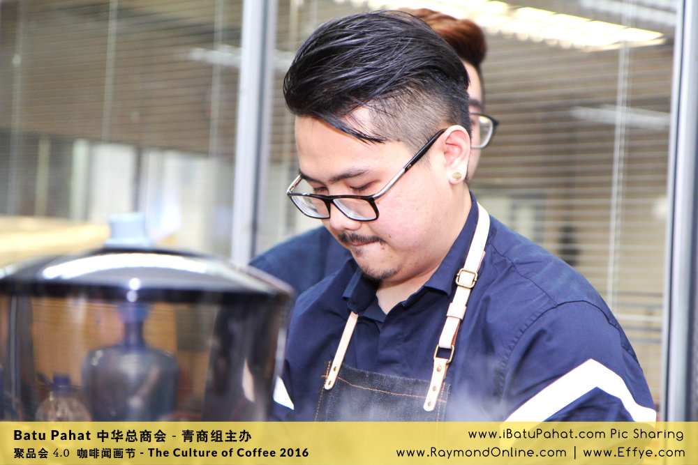 Raymond Ong Effye Ang RaymondOnline Raymond Online EffyeAng Effye Ang 王家豪 洪思莹 中华总商会 青商组 咖啡文化节 culture of coffee at Malaysia - Effye Media Online Advertising Web Dev D35