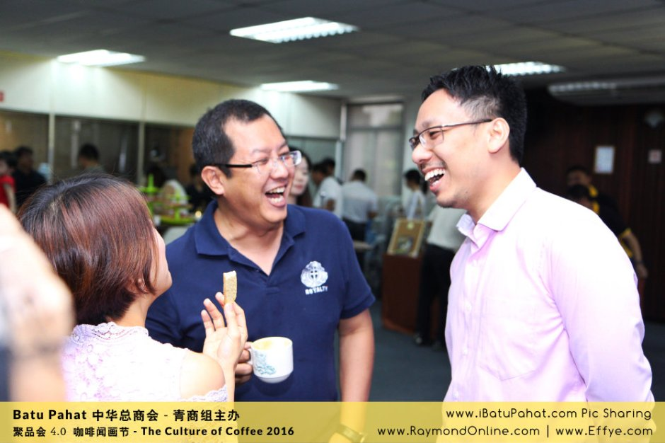 Raymond Ong Effye Ang RaymondOnline Raymond Online EffyeAng Effye Ang 王家豪 洪思莹 中华总商会 青商组 咖啡文化节 culture of coffee at Malaysia - Effye Media Online Advertising Web Dev D44