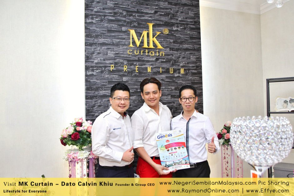Raymond Ong RaymondOnline Raymond Online Alfred Genesis Alfred Law Dr Gan 颜生建博士 Visit MK Curtain Dato Calvin Khiu 拿督邱芓訸 - EffyeMedia Online Advertising Web Development 网络广告 A01