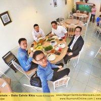 Visit MK Curtain - Dato Calvin Khiu
