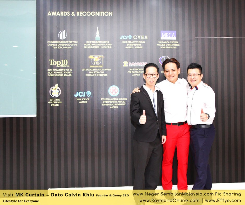 Raymond Ong RaymondOnline Raymond Online Alfred Genesis Alfred Law Dr Gan 颜生建博士 Visit MK Curtain Dato Calvin Khiu 拿督邱芓訸 - EffyeMedia Online Advertising Web Development 网络广告 A04