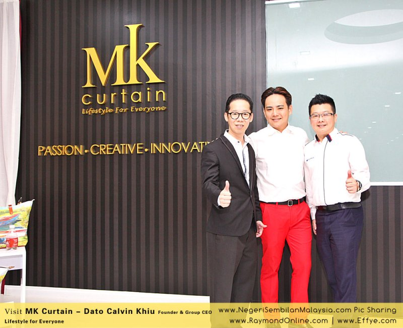 Raymond Ong RaymondOnline Raymond Online Alfred Genesis Alfred Law Dr Gan 颜生建博士 Visit MK Curtain Dato Calvin Khiu 拿督邱芓訸 - EffyeMedia Online Advertising Web Development 网络广告 A05