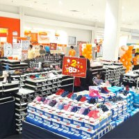 Spiffy Shoes FLASH SALES at Johor Bahru Malaysia Nov 16