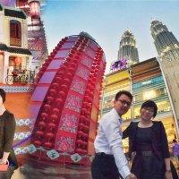 KLCC Menara Kembar Kuala Lumpur Malaysia