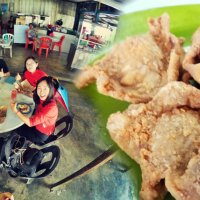 Lunch at Pekan Nanas