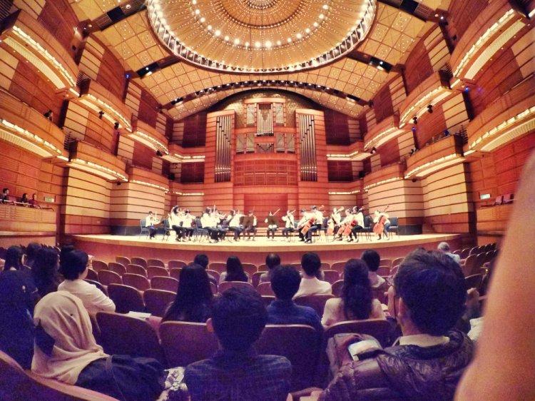 Malaysia Kuala Lumpur Malaysian Philharmonic Youth Orchestra MPYO Naohisa Furusawa Conductor Serenade Dukas Dvorak Tournier Tchaikovsky Raymond Ong Effye Ang Effye Media Ads A04