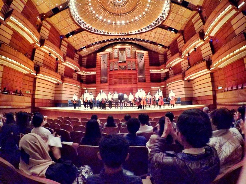 Malaysia Kuala Lumpur Malaysian Philharmonic Youth Orchestra MPYO Naohisa Furusawa Conductor Serenade Dukas Dvorak Tournier Tchaikovsky Raymond Ong Effye Ang Effye Media Ads A05