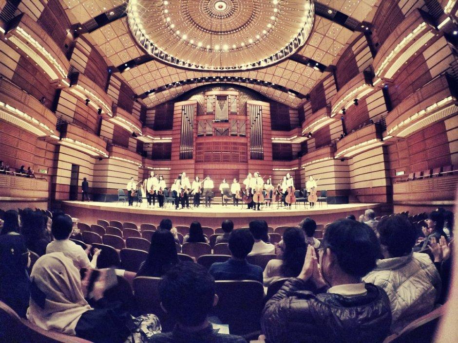 Malaysia Kuala Lumpur Malaysian Philharmonic Youth Orchestra MPYO Naohisa Furusawa Conductor Serenade Dukas Dvorak Tournier Tchaikovsky Raymond Ong Effye Ang Effye Media Ads A07
