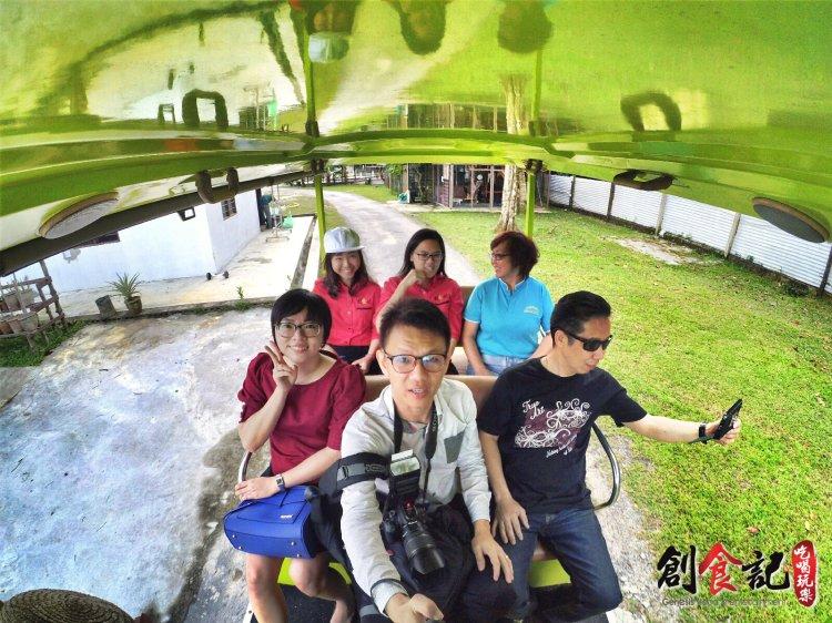 Sinar Eco Resort Pekan Nanas Johor Malaysia Family Gathering Camp Travel Adventure Tourist Attraction Farm Retreat Trip Raymond Ong Effye Ang Alfred Law Pinky Ning Estella Onn A02
