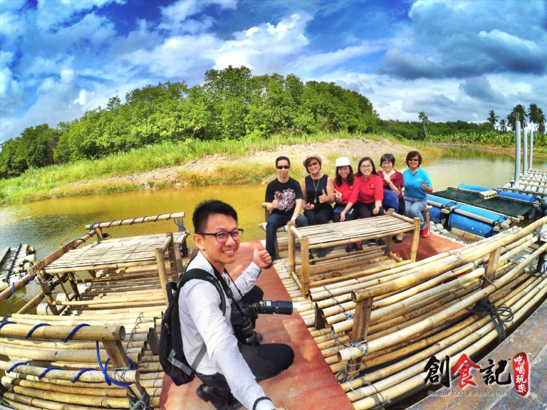 Sinar Eco Resort Pekan Nanas Johor Malaysia Family Gathering Camp Travel Adventure Tourist Attraction Farm Retreat Trip Raymond Ong Effye Ang Alfred Law Pinky Ning Estella Onn A04