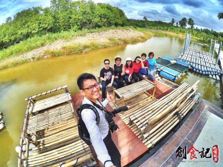 Sinar Eco Resort Pekan Nanas Johor Malaysia Family Gathering Camp Travel Adventure Tourist Attraction Farm Retreat Trip Raymond Ong Effye Ang Alfred Law Pinky Ning Estella Onn A05