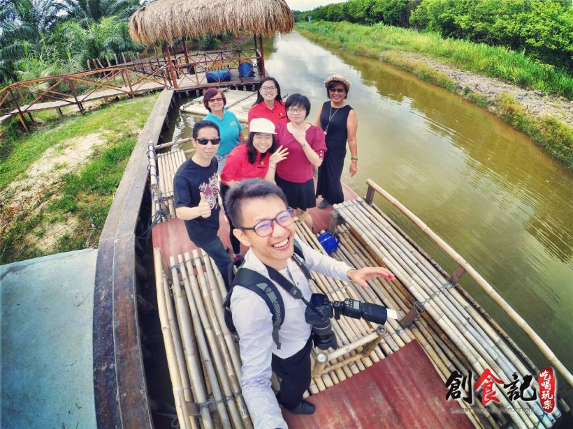 Sinar Eco Resort Pekan Nanas Johor Malaysia Family Gathering Camp Travel Adventure Tourist Attraction Farm Retreat Trip Raymond Ong Effye Ang Alfred Law Pinky Ning Estella Onn A07