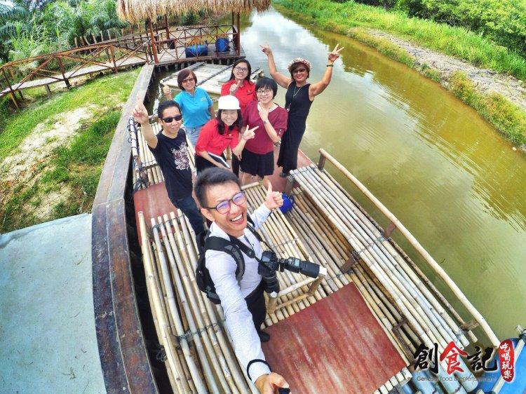 Sinar Eco Resort Pekan Nanas Johor Malaysia Family Gathering Camp Travel Adventure Tourist Attraction Farm Retreat Trip Raymond Ong Effye Ang Alfred Law Pinky Ning Estella Onn A08