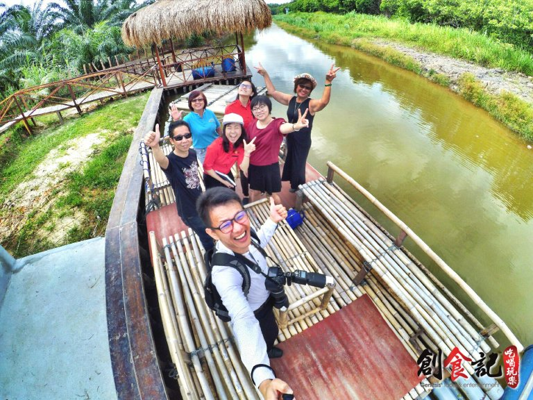 Sinar Eco Resort Pekan Nanas Johor Malaysia Family Gathering Camp Travel Adventure Tourist Attraction Farm Retreat Trip Raymond Ong Effye Ang Alfred Law Pinky Ning Estella Onn A09
