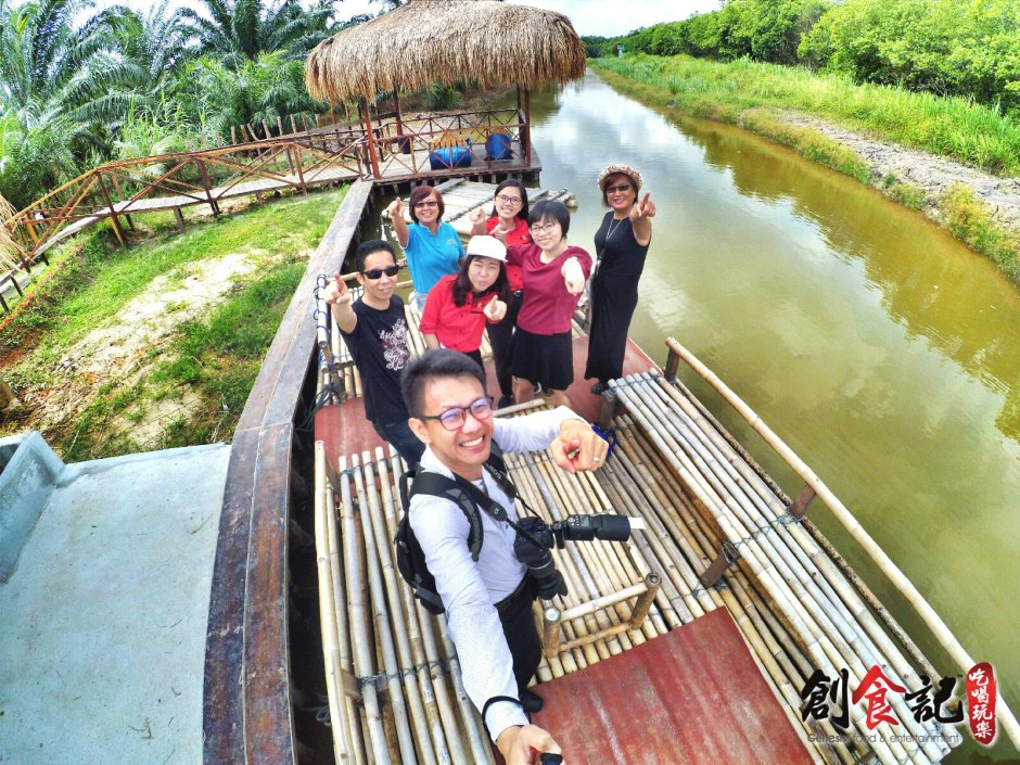 Sinar Eco Resort Pekan Nanas Johor Malaysia Family Gathering Camp Travel Adventure Tourist Attraction Farm Retreat Trip Raymond Ong Effye Ang Alfred Law Pinky Ning Estella Onn A10