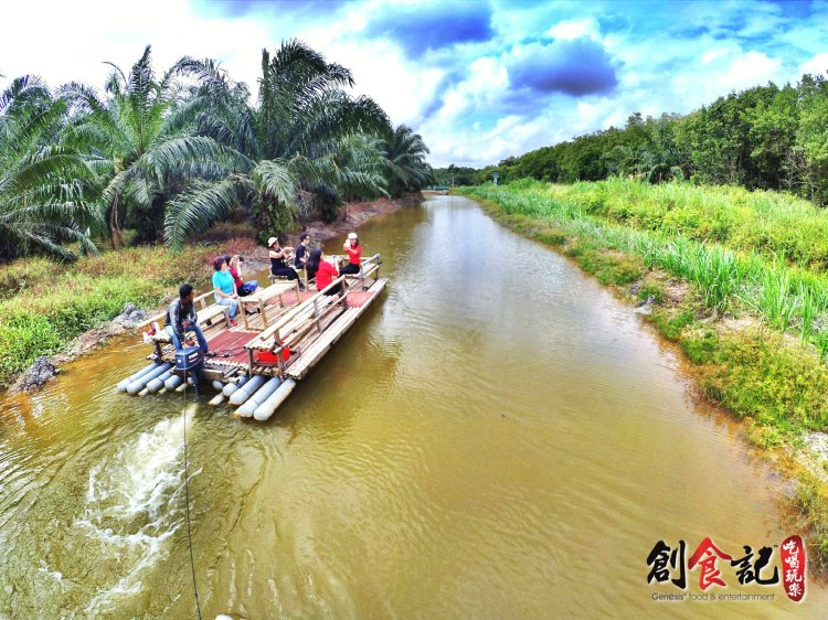 Sinar Eco Resort Pekan Nanas Johor Malaysia Family Gathering Camp Travel Adventure Tourist Attraction Farm Retreat Trip Raymond Ong Effye Ang Alfred Law Pinky Ning Estella Onn A14