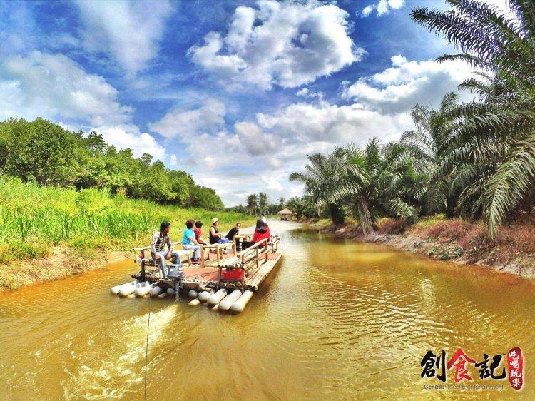 Sinar Eco Resort Pekan Nanas Johor Malaysia Family Gathering Camp Travel Adventure Tourist Attraction Farm Retreat Trip Raymond Ong Effye Ang Alfred Law Pinky Ning Estella Onn A17