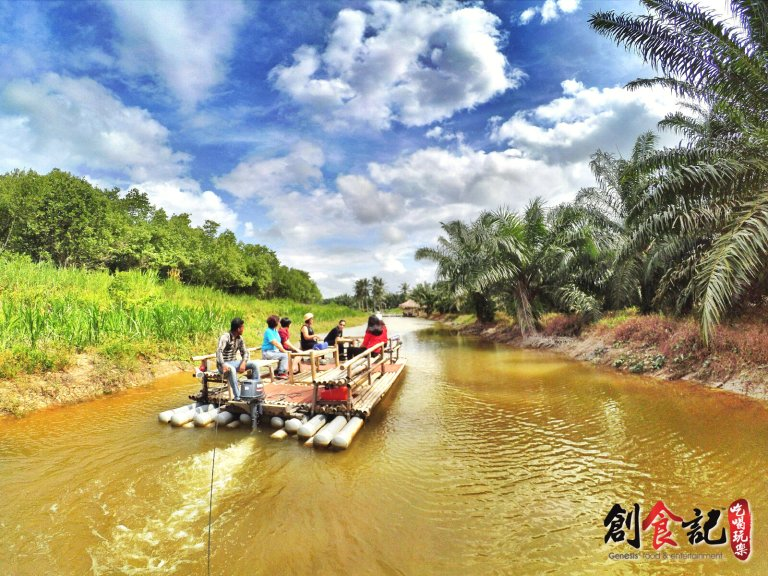 Sinar Eco Resort Pekan Nanas Johor Malaysia Family Gathering Camp Travel Adventure Tourist Attraction Farm Retreat Trip Raymond Ong Effye Ang Alfred Law Pinky Ning Estella Onn A17