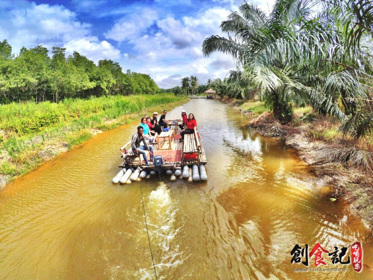 Sinar Eco Resort Pekan Nanas Johor Malaysia Family Gathering Camp Travel Adventure Tourist Attraction Farm Retreat Trip Raymond Ong Effye Ang Alfred Law Pinky Ning Estella Onn A19