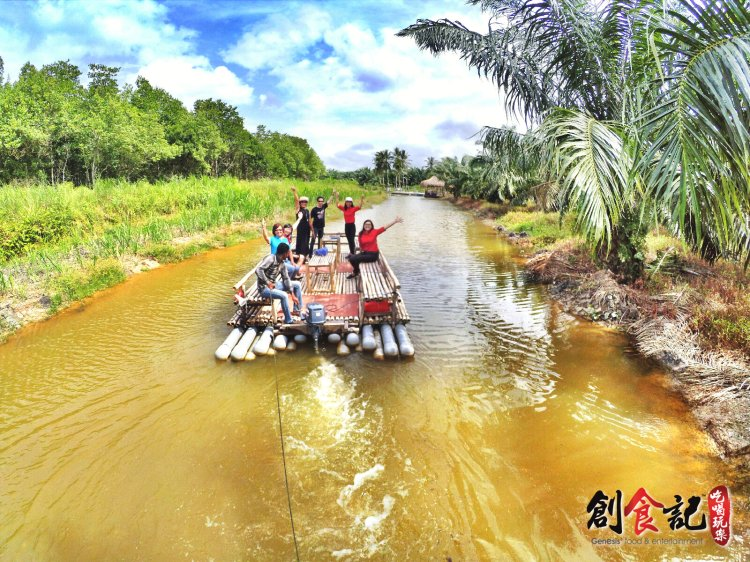 Sinar Eco Resort Pekan Nanas Johor Malaysia Family Gathering Camp Travel Adventure Tourist Attraction Farm Retreat Trip Raymond Ong Effye Ang Alfred Law Pinky Ning Estella Onn A20