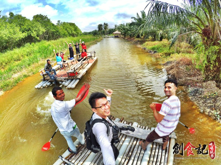 Sinar Eco Resort Pekan Nanas Johor Malaysia Family Gathering Camp Travel Adventure Tourist Attraction Farm Retreat Trip Raymond Ong Effye Ang Alfred Law Pinky Ning Estella Onn A21