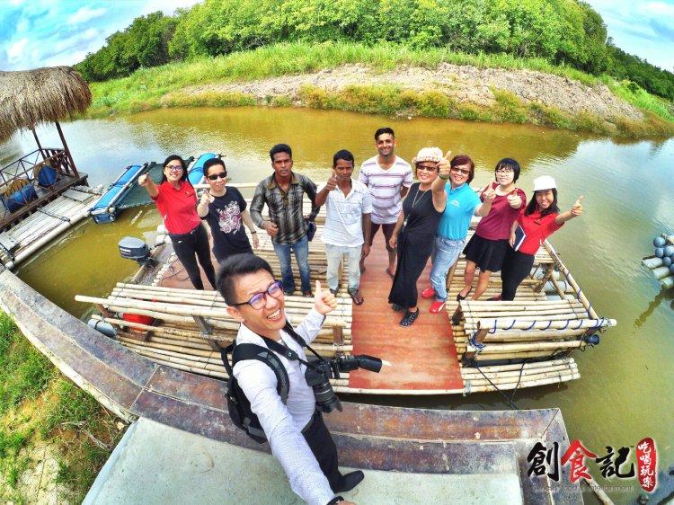 Sinar Eco Resort Pekan Nanas Johor Malaysia Family Gathering Camp Travel Adventure Tourist Attraction Farm Retreat Trip Raymond Ong Effye Ang Alfred Law Pinky Ning Estella Onn A25