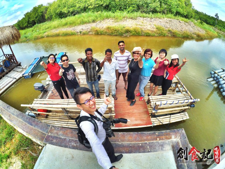 Sinar Eco Resort Pekan Nanas Johor Malaysia Family Gathering Camp Travel Adventure Tourist Attraction Farm Retreat Trip Raymond Ong Effye Ang Alfred Law Pinky Ning Estella Onn A26