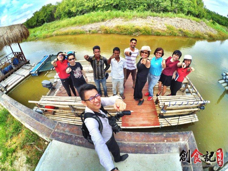 Sinar Eco Resort Pekan Nanas Johor Malaysia Family Gathering Camp Travel Adventure Tourist Attraction Farm Retreat Trip Raymond Ong Effye Ang Alfred Law Pinky Ning Estella Onn A27